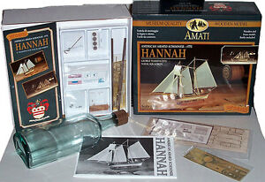 Amati-Hannah-Wood-Model-Ship-in-a-Bottle-Kit