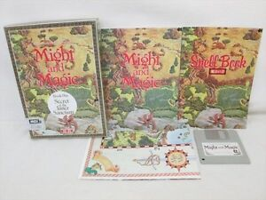 MSX-MIGHT-AND-MAGIC-Book-One-1-Msx2-3-5-2DD-Japan-Game-23221-msx