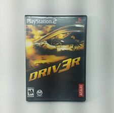 Xbox Driv3r And Official Game Guide Driver 3 For Sale Online Ebay