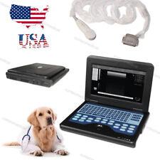 Dog Cat Veterinary Machine Diagnostic Ultrasound Scanner Micro Convex Probe Vet