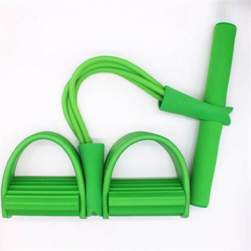 2020 Multi-Function Tension Rope Fitness Pedal Exerciser Rope Pull Bands Gym Hot