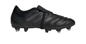 Dettagli su Scarpe Calcio Adidas COPA GLORO 19.2 SG semiprofessionali in pelle EF9028 Miste