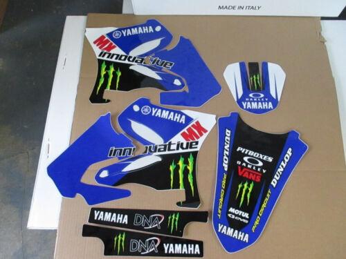 INNOVATIVE M X  RACING TEAM GRAPHICS YAMAHA YZ250 YZ125 2002-2014