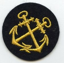 Original Kriegsmarine Ärmelabzeichen Steuermannsmaat 2.Weltkrieg
