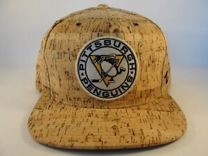 Pittsburgh-Penguins-NHL-Zephyr-Snapback-Hat-Cap-Cork-Dynasty