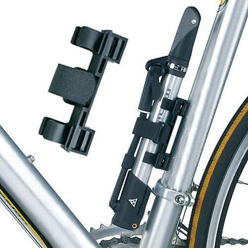 Floor Alloy Bike Pump Easier to pump 100psi+ Topeak TMM-1 Mini Morph Frame