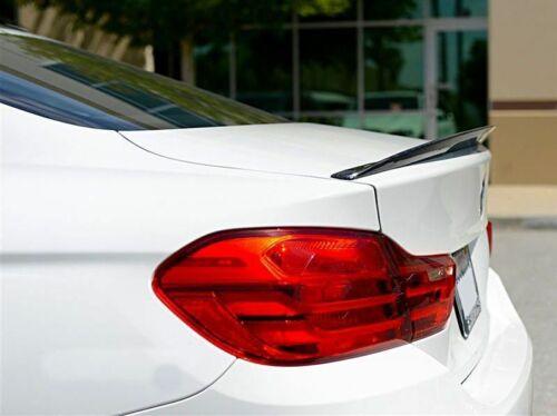 Heck Spoiler Spoilerlippe Kofferraum Heckspoiler Lippe für BMW 4er F32 Coupe
