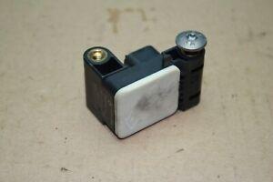 BMW 3er E90 Bj.06 2x Crashsensor Airbag Sensor Bosch 6911003 0285003900