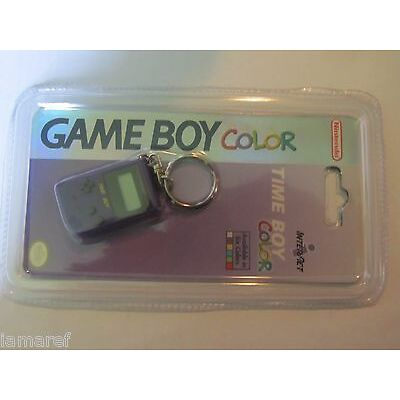 *NEW* NINTENDO GAME BOY COLOR TIME BOY. PURPLE