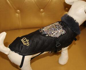 5859-Angeldog-Hundekleidung-Hundemantel-Hundejacke-Hund-Chihuahua-RL24-XS-Kurz