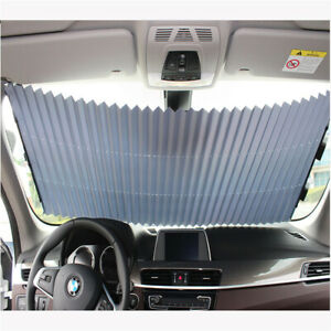 Car-Windshield-Block-Cover-Protector-Front-Folding-Window-Sun-Shade-Visor
