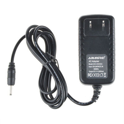 2.5mm AC Replacement Wall Charger for Coby Kyros MID8042 MID8127 Android Tablet