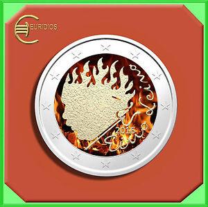 2-Euro-Coin-Gedenkmuenze-Finnland-2016-Farbe-034-90-Todestag-Eino-Leino-034-coloriert