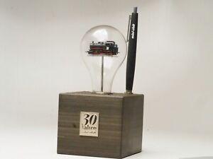88052-Marklin-Z-scale-BR89-Locomotive-in-Bulb-Desktop-stand-Lamy-Pen-30-years