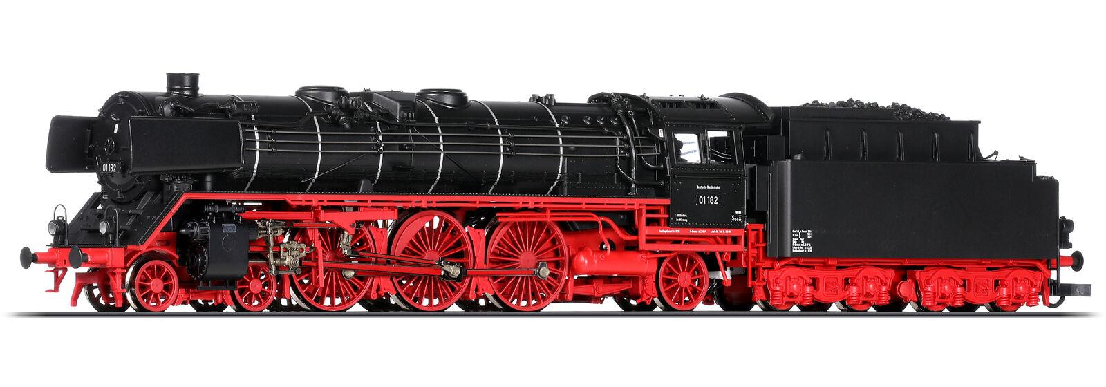 Roco 51308-1 h0 máquina de vapor br 01 de la DB  Digital + Sound  + + nuevo + +