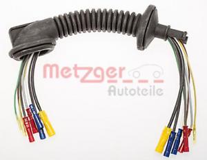 rechts Heckklappe METZGER 2320063 Fahrzeugheckklappe Kabelreparatursatz