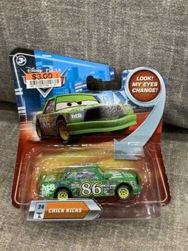Disney Pixar Cars Lenticular #24 Rare with price sticker CHICK HICKS New