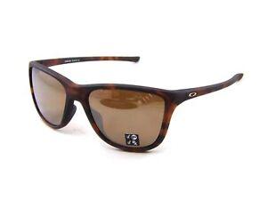 7d9584b5fc160 Image is loading Oakley-Reverie-POLARIZED-Sunglasses-OO9362-0555-Tortoise-W-