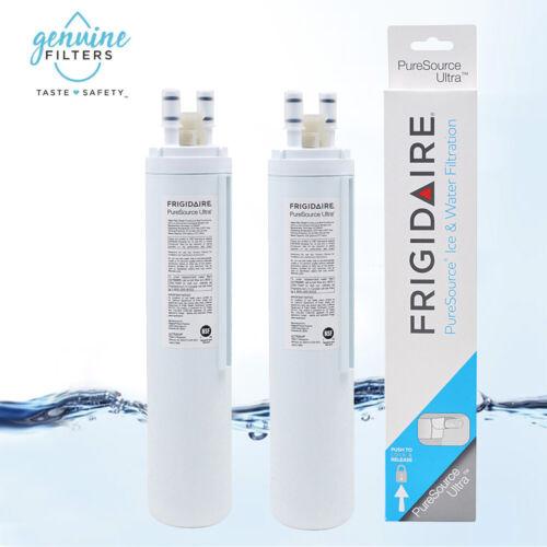 white OEM Frigidaire Puresource Ultra Water Filter ULTRAWF ULTRA-WF 2-Packs