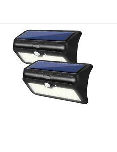 Solar-Lights-Outdoor-46-LED-Motion-Sensor-Lights-Waterproof-2-Pack