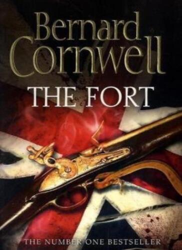 1 of 1 - The Fort,Bernard Cornwell- 9780007331734