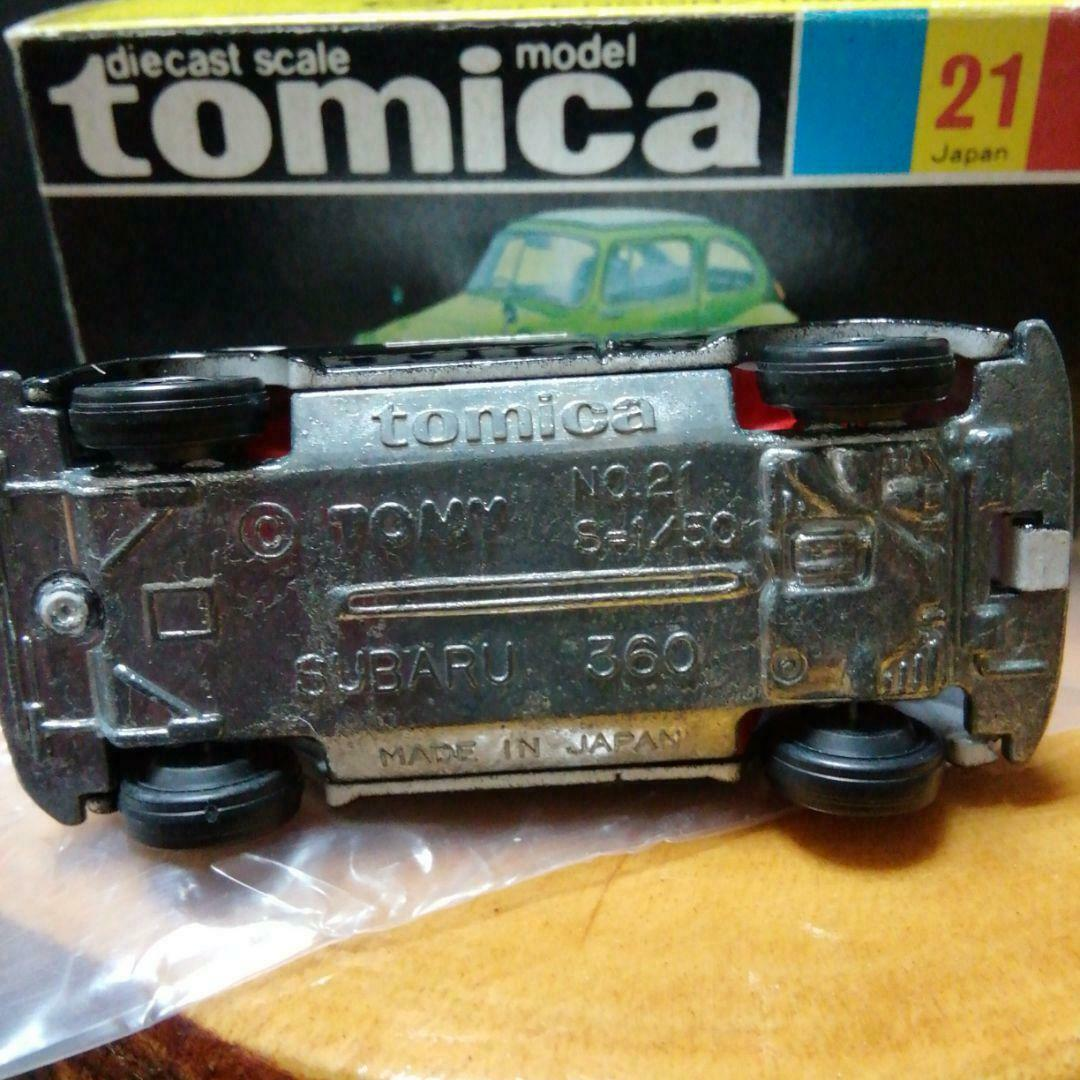 TOMICA 30th Subaru R2 1//54 TOMY DIECAST CAR NEW  MADE IN JAPAN R-2