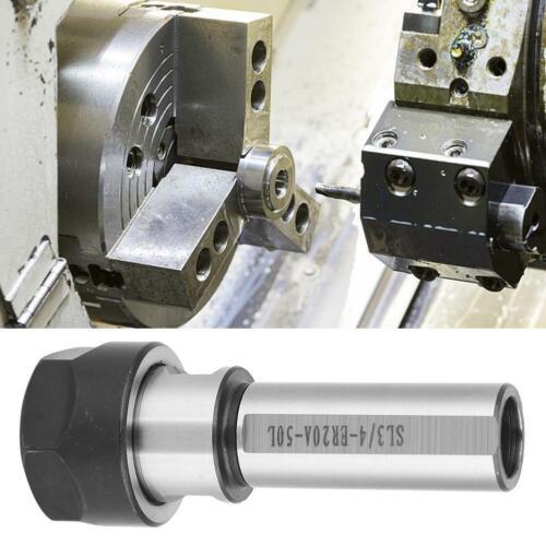 C3//4 ER20A-50L Spannzangenfutter Spannzangenaufnahme für CNC Drehen Fräsmaschine