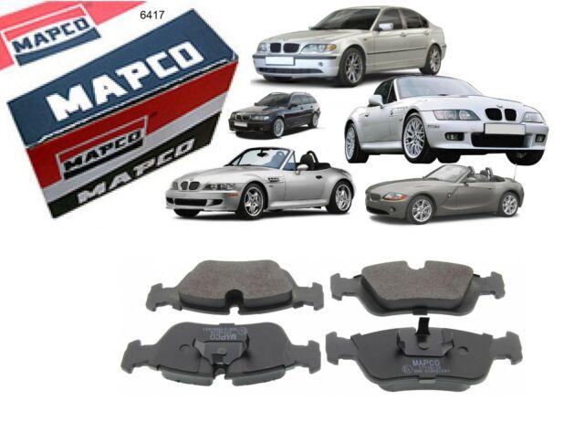 4x Plaquettes Avant premium  pour BMW 3 Series 318 tds 318 Ti 328i