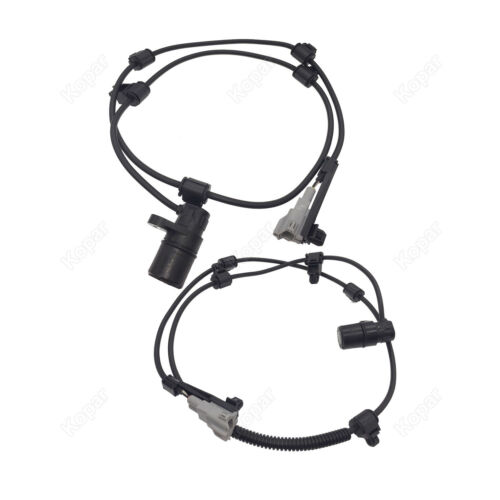 2PCS Rear ABS Wheel Speed Sensor For 1996-2002 Toyota 4Runner 2.7L 3.4L