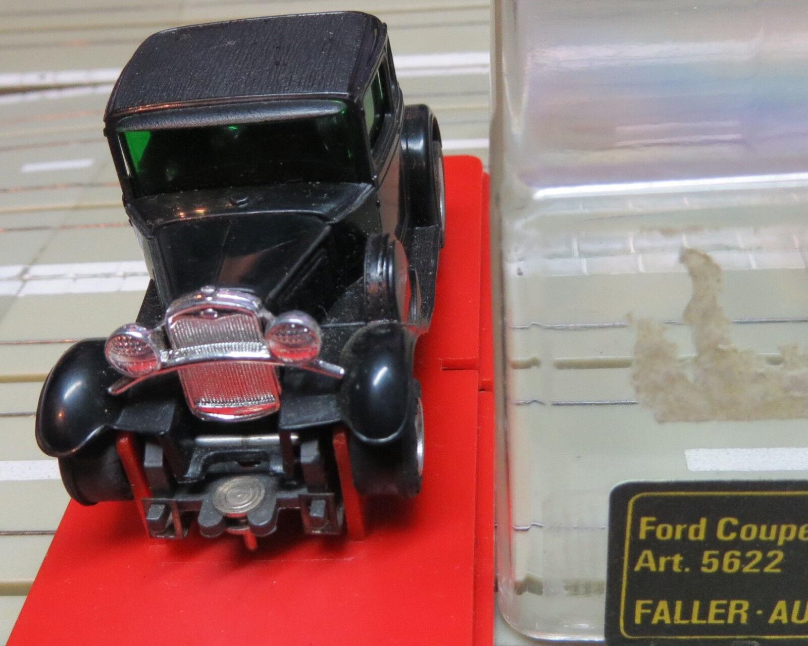 Faller Aurora - Rari Ford 1930 Scatola Originale + 2 Nuovo Lucidatore Und