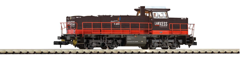 Piko 40411, Spur N, Diesel-Lok G 1206 Lanxess VI, neu, OVP, Bahn, DB  | Nicht so teuer