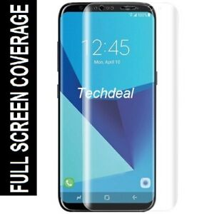100-Genuine-Tempered-Glass-Film-LCD-Screen-Protector-For-Samsung-Galaxy-S8