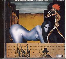 Human Beast - Volume One 1970 (Decca BRC-29205 Edition Japanese)