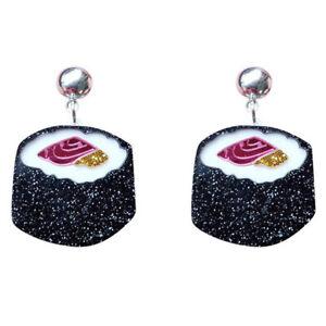 1Pair Opal Earrings Drops Long Drop Earrings Charm Jewelry 37mm for Girl Wome Kd