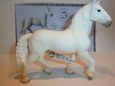 BÜ) Schleich Sondermodell 82867 Friese Friesenhengst Pferd Pferde Schleichtier S