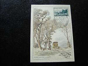 FRANCE-carte-8-3-52-journee-du-timbre-avignon-cy10
