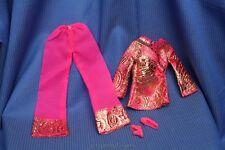 "MOD Barbie ""Bright 'n Brocade"" #1786 Mint Complete"