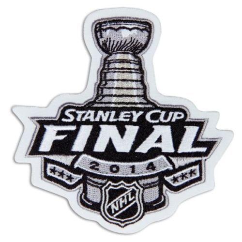 2014 NHL Stanley Cup Final Logo Jersey Patch NY Rangers VS La Kings