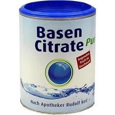 BASEN CITRATE Pur Pulver n.Apotheker Rudolf Keil 216 g