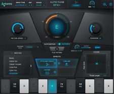 ANTARES Auto-tune EFX 3 Software Download for sale online | eBay