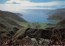 BT12025 the beatiful harangau valley and the toba lake in north     Indonesia