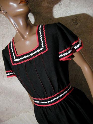 Dress 1970 Kleid Rᄄᆭtro40 Robe Robe Vtg 70er Vintage Dress 1970 True Chic Annᄄᆭes 8wvmn0NO