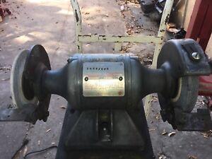 Brilliant Details About Baldor 439B 6 Industrial Bench Grinder 1 3 Hp 3 1 Amp 3600 Rpm Bk Pdpeps Interior Chair Design Pdpepsorg