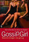 Gossip Girl 13 - Manche kriegen nie genug von Cecily Ziegesar (2012, Taschenbuch)