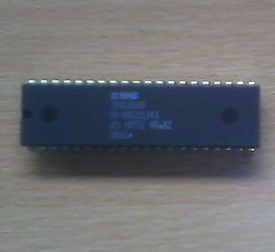MHS INTEL IP-80C51 CIRCUIT INTEGRE MICROCONTROLEUR