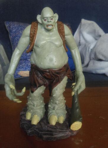 Harry Potter Troll di montagna in Miniatura Figura RARA d/'agostini Eaglemoss STATUA