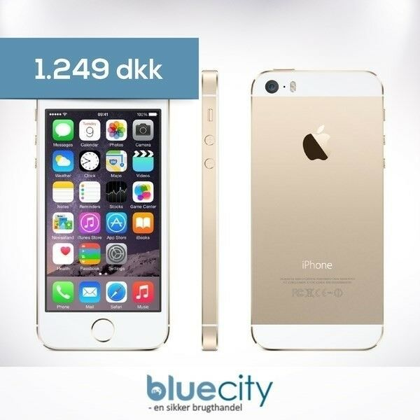 iPhone 5S, GB 32, guld