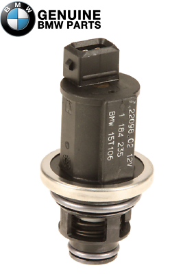 For BMW E36 M3 Z3 Shut Off Valve-Activated Carbon Canister Genuine 16131184235