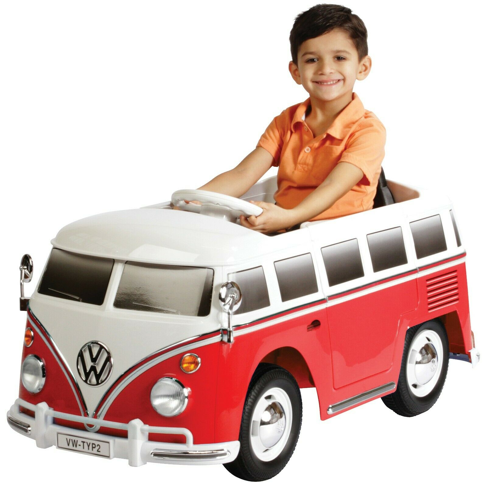 Rollplay 24 Volt Turnado Ride On Toy Battery-Powered Kids Ride On