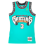 Men-039-s-Vancouver-Grizzlies-Shareef-Abdur-Rahim-1996-97-HWC-Mitchell-Ness-Jersey miniature 1